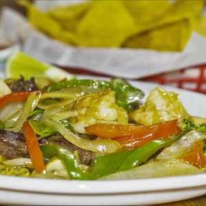 mexican stir fry